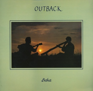 Outback's first album was a world-music hit.