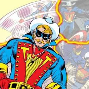 I don't know who this guy is, but he did the job. Read about Marvel Comics' Texas Twister by clicking the image above.